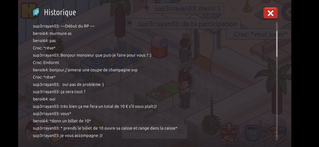 [Restaurant] Rapports d'actions RP de Sup3rrayan03  Scree185