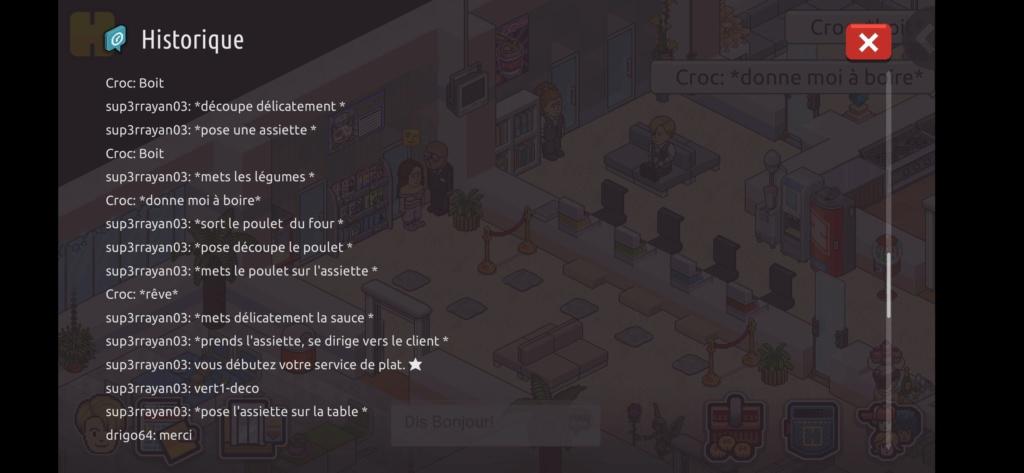 [Restaurant] Rapports d'actions RP de Sup3rrayan03  Screen61