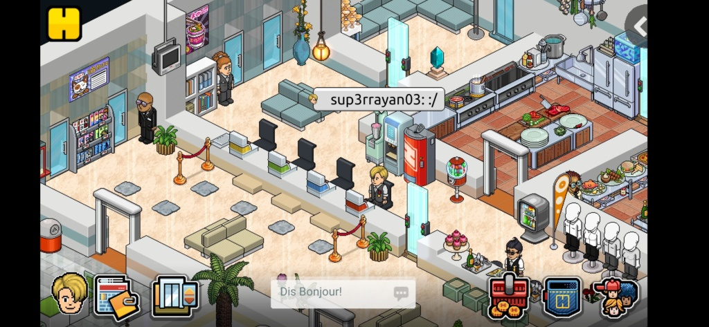 [Restaurant ] Rapports d'activités de Sup3rrayan03  Screen74