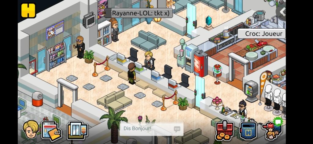 [Restaurant ] Rapports d'activités de Sup3rrayan03  Screen90