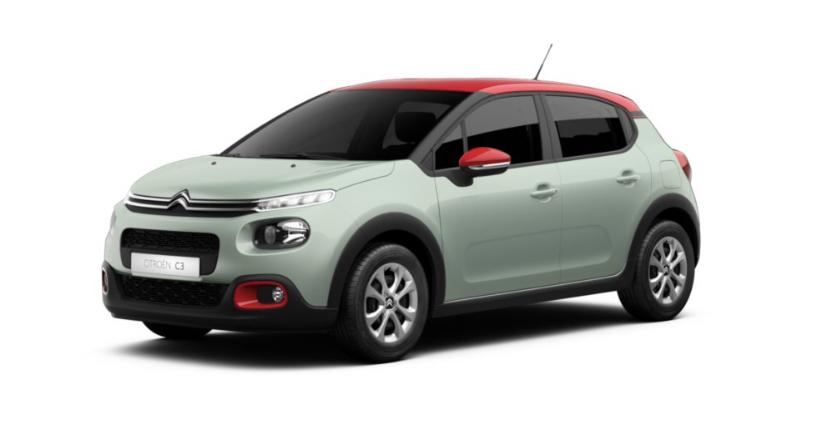 2020 - [Citroën] C3 III restylée  - Page 2 1395c110