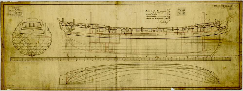 Navire corsaire - 1777 792e2b10