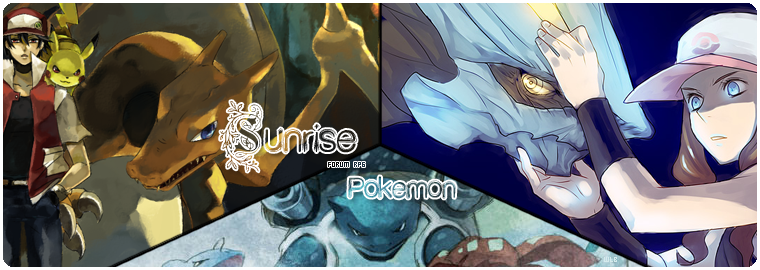 Pokemon Sunrise