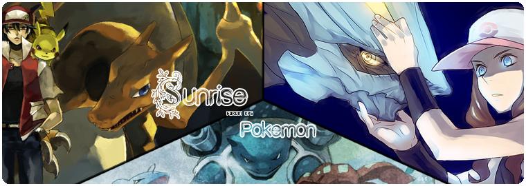 Pokemon Sunrise