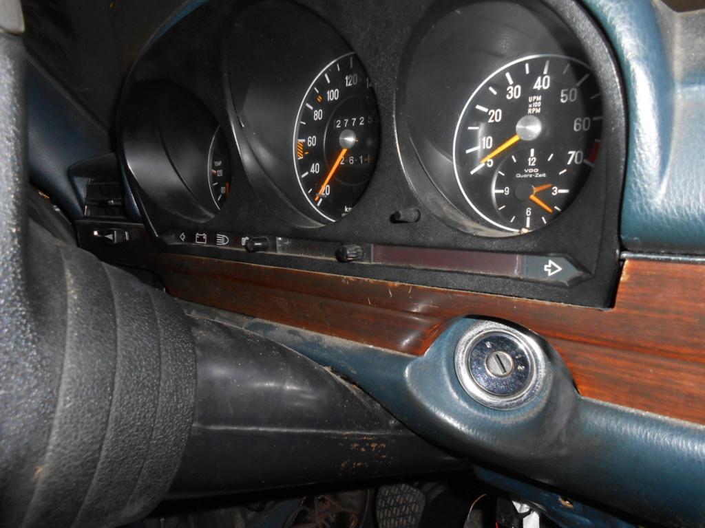 W116 accidentée à vendre  Dscn5710