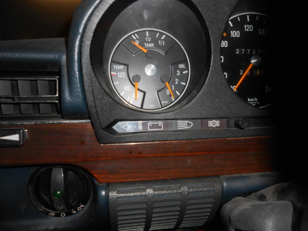 W116 accidentée à vendre  Dscn5711