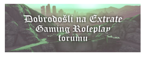 Extrate Gaming Roleplay