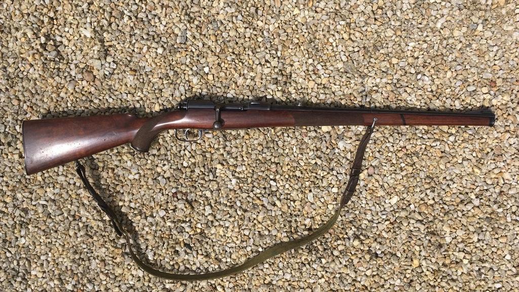 Carabine autrichienne Stutzen 1909 - Mannlicher Schonauer ?? 35055110