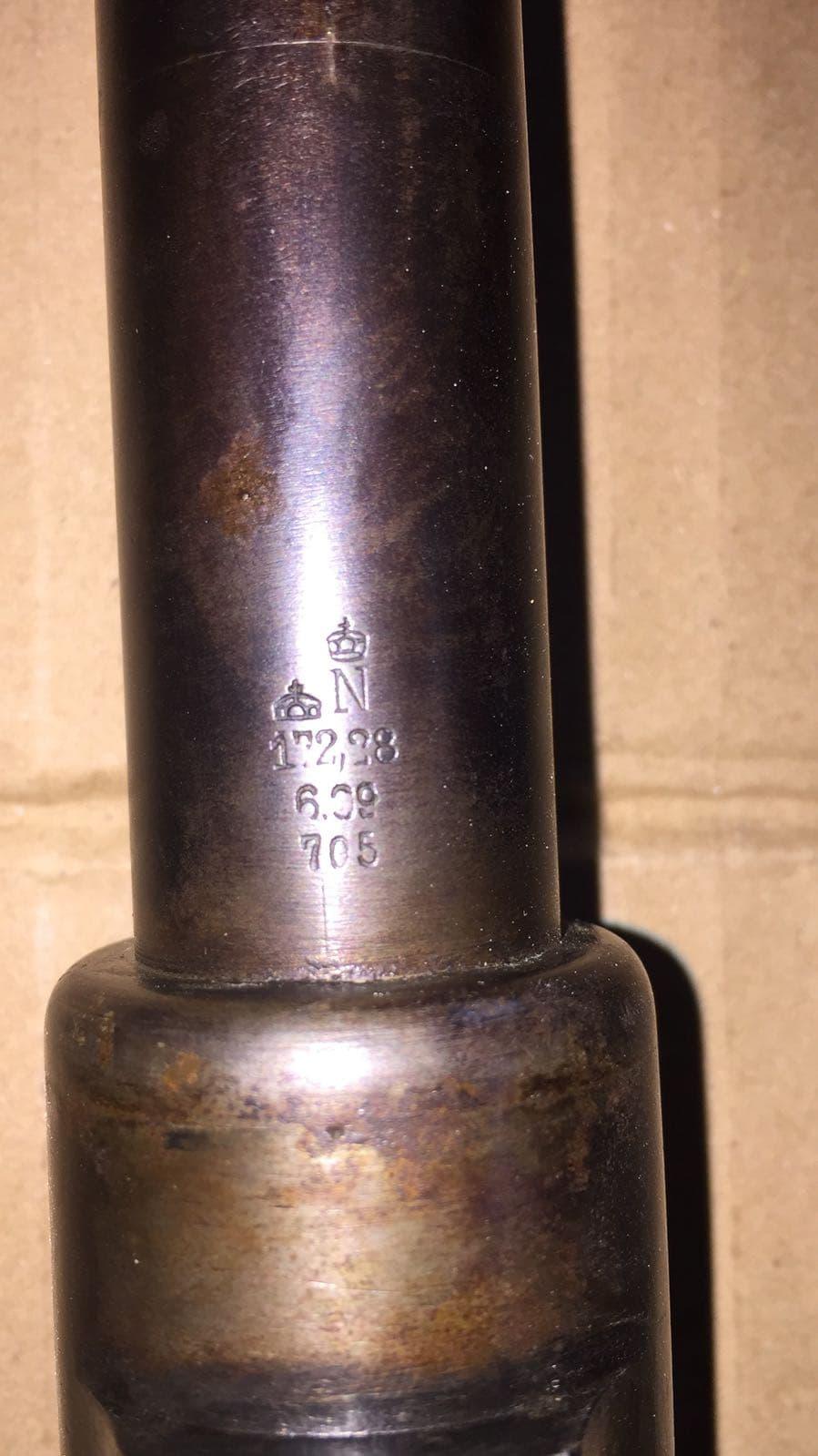 Carabine autrichienne Stutzen 1909 - Mannlicher Schonauer ?? 35077510