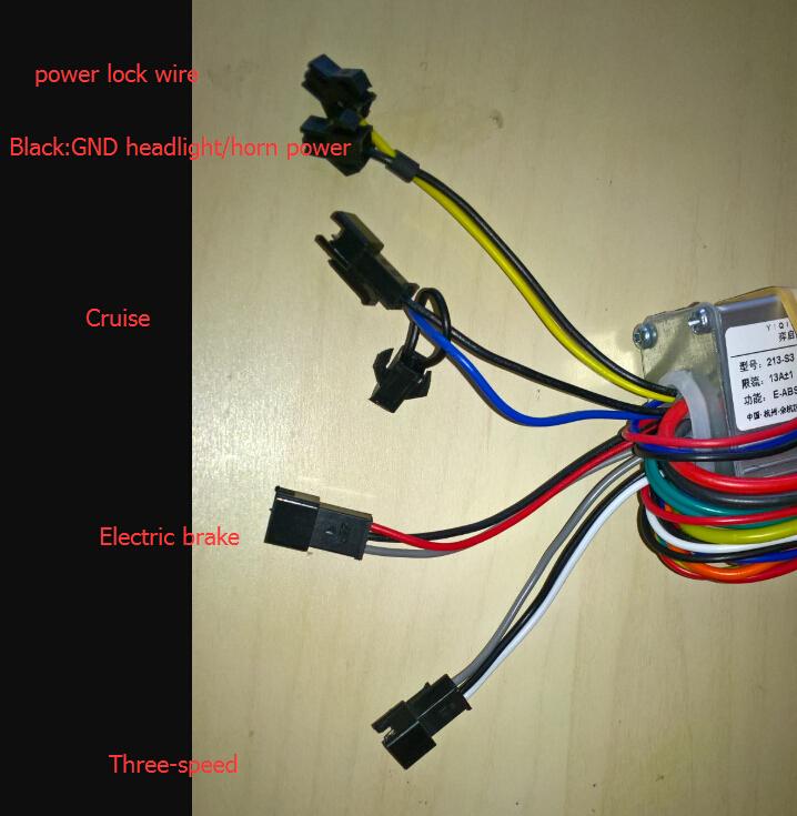 Cómo conectar controlador Kunrai 24v 250w Respue10