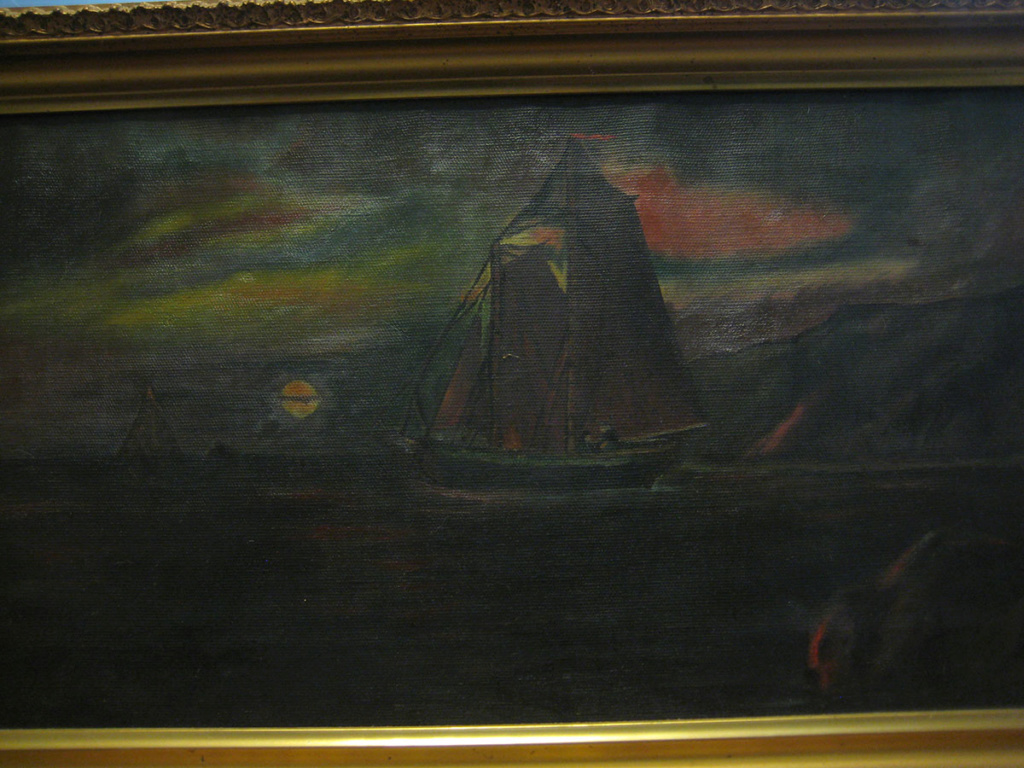 I need help Identifying this painting.  Thanks! 0310