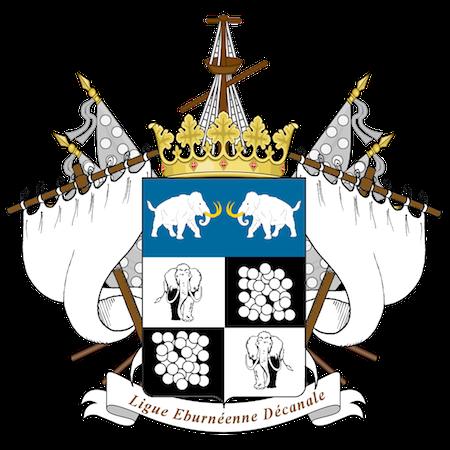 Ambassade de la Ligue Eburnéenne Décanale Armoir12