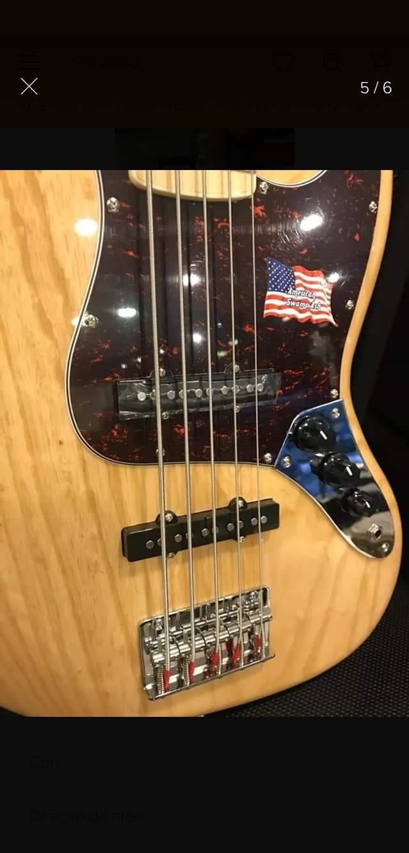 SX Jazz Bass V Fb_img10