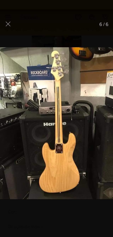 SX Jazz Bass V Fb_img12