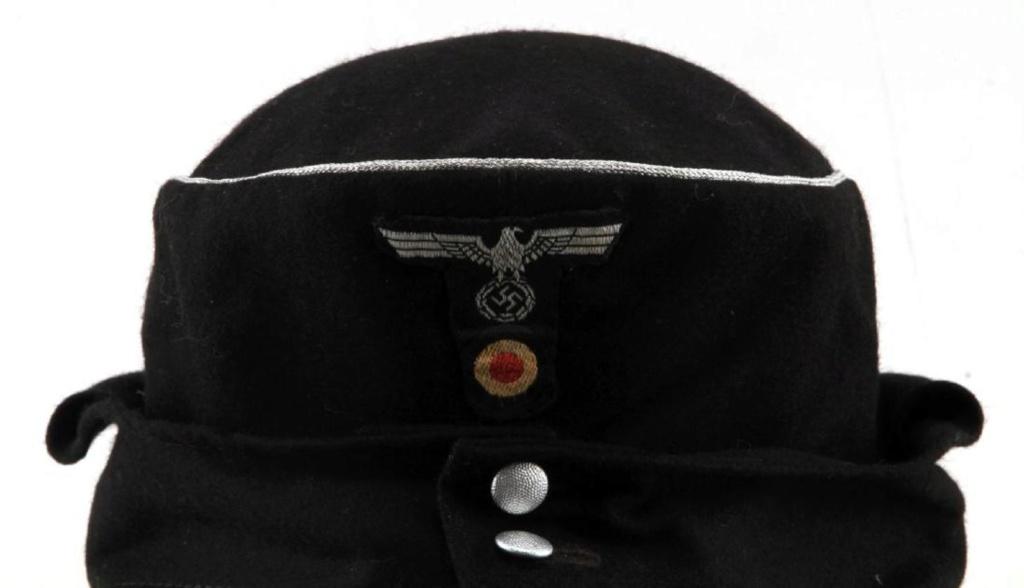 Casquette Panzer Officier : Casque19