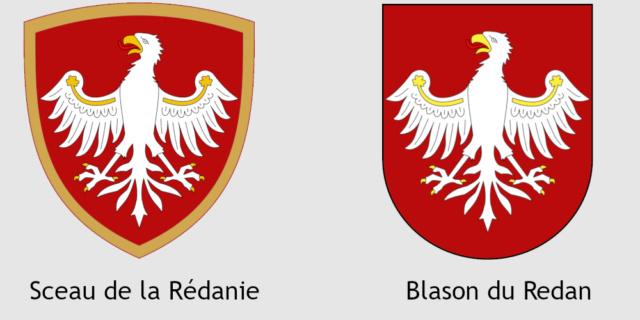 Rédanie | Bundesrepublik Redanien Sceau_11