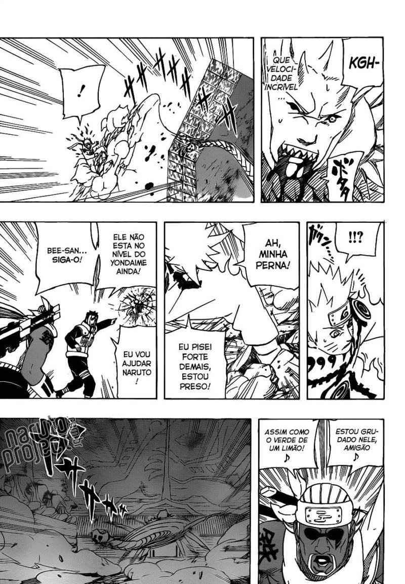 Naruto KM1 não é superior ao Minato em velocidade  13_512