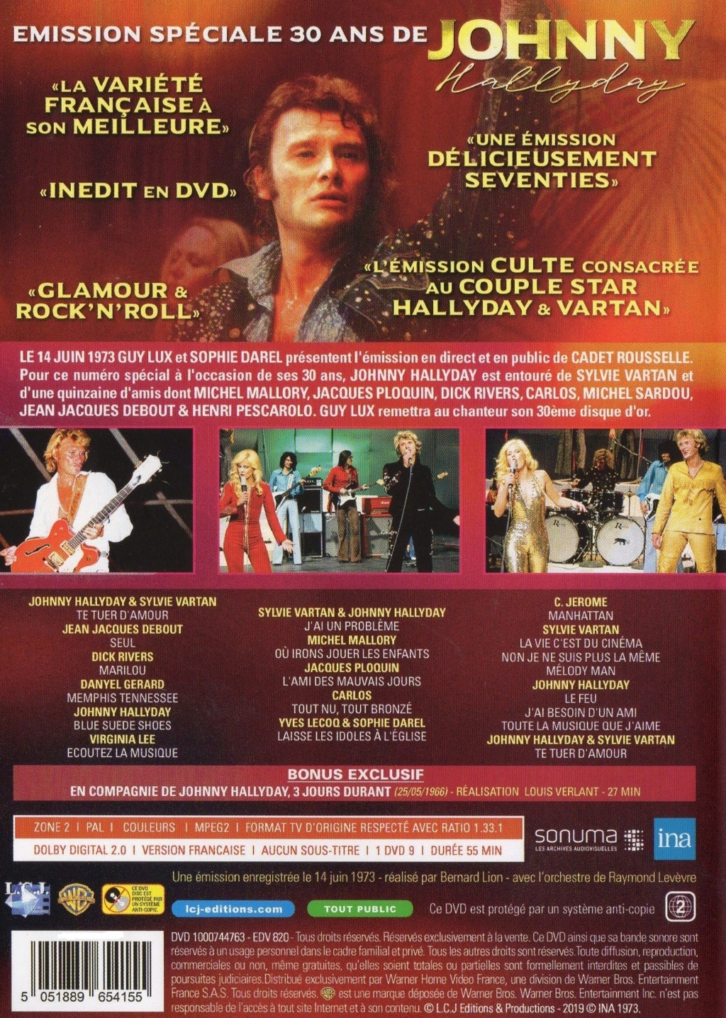 le 05/06/2019 : Cadet Rousselle Johnny Hallyday DVD - Page 2 Cadet_10