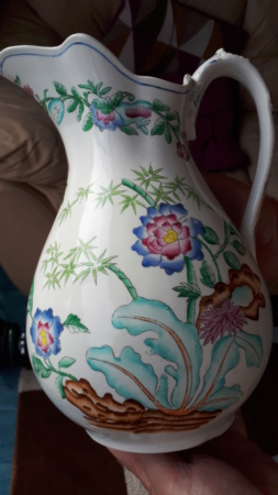 18th/19th/20th century jug unidentified 20181020