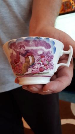 Porcelain teacup help? 20181034