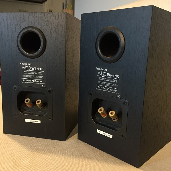 Audio Pro Wigo Wi-110 Speaker (SOLD) 610