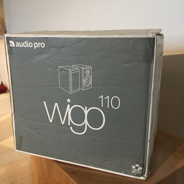 Audio Pro Wigo Wi-110 Speaker (SOLD) 810