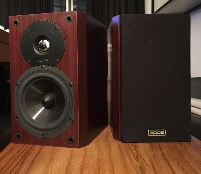 (SOLD) EPOS ELS-3 Loudspeaker / Bookshelf Speaker Img-0122