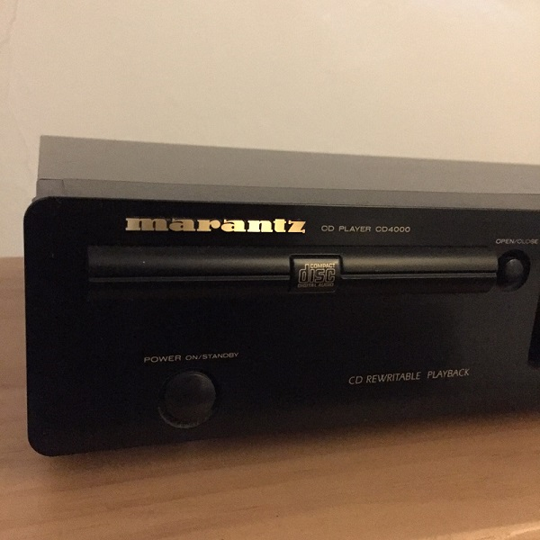 MARANTZ CD Player Img-2718