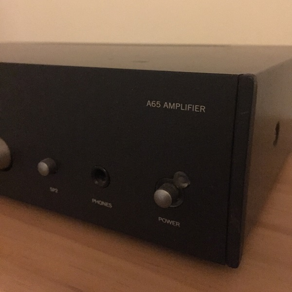 ARCAM A65 Integrated Amplifier Img-2914