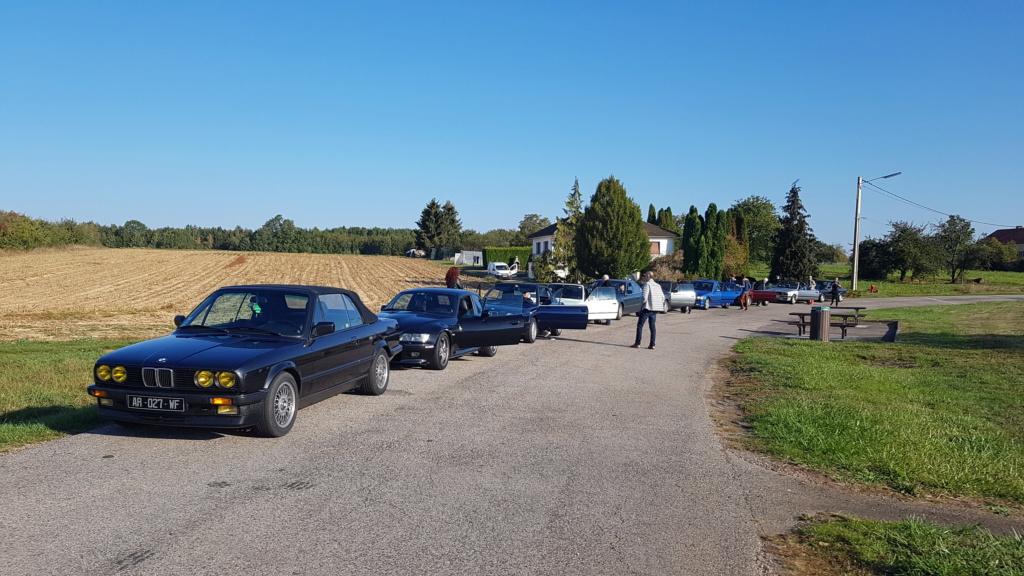 SORTIE BMW Nord Est 2018....10eme et dernière 20180921