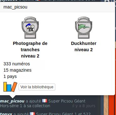 Quelle fonctionnalité voudriez-vous sur le site DucksManager ? Screen11