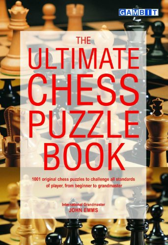 The Ultimate Chess Puzzle Book by John Emms 51s6wu10