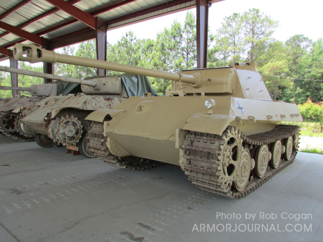 "Panther II ""Fort Knox"" Panthe11"