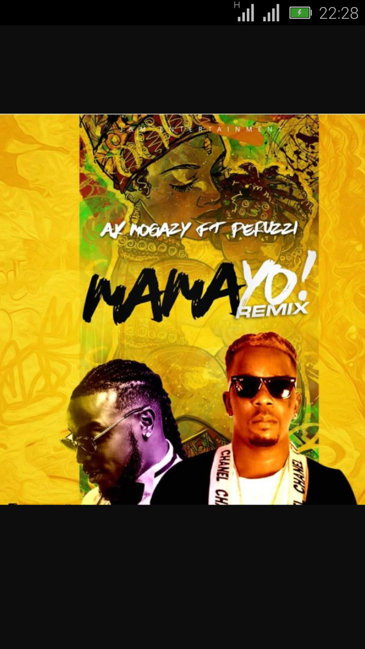 AK Mogazy Ft. Peruzzi – Mama Yo Remix | 9Jatechs Music Mp3  Screen10