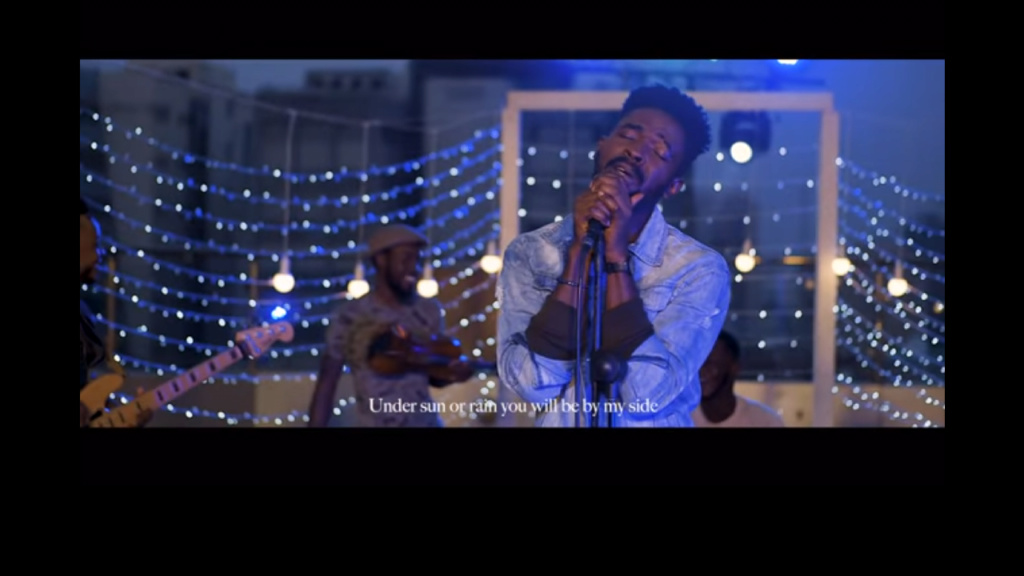 Johnny Drille — Forever | 9Jatechs Video  Screen22