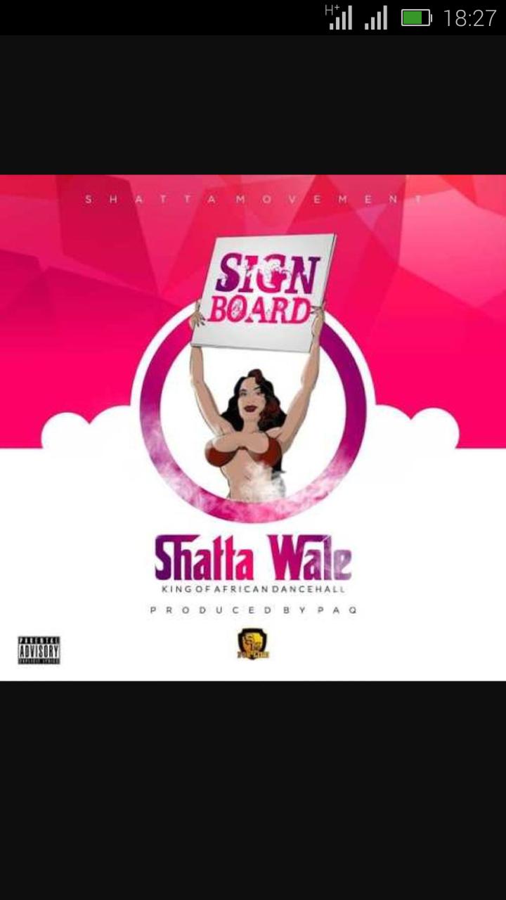 Shatta Wale – Signboard | 9Jatechs Music Mp3  Screen33
