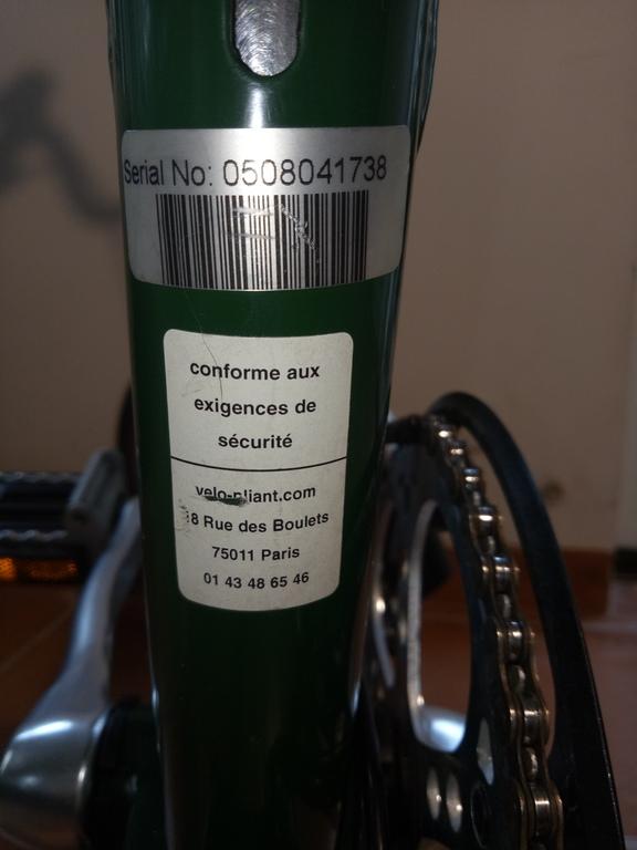À VENDRE M6L vert anglais 2006 TBE moins de 500 km [VENDU] Img20116