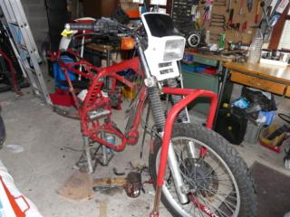 Monocylindre Honda piste 85 P1390010