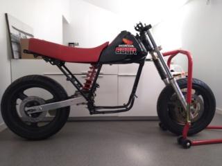 Monocylindre Honda piste 85 P_201924