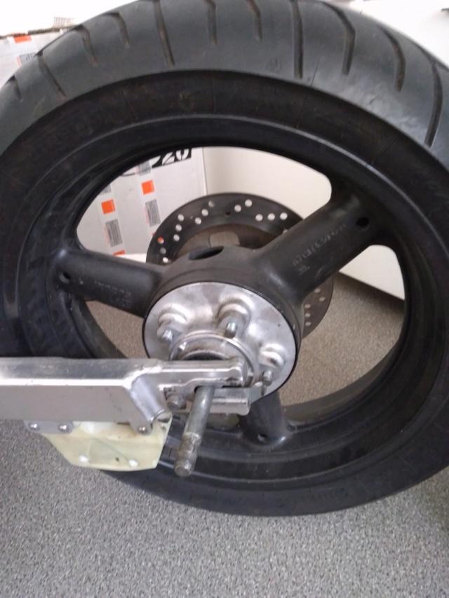 Monocylindre Honda piste 85 P_201928