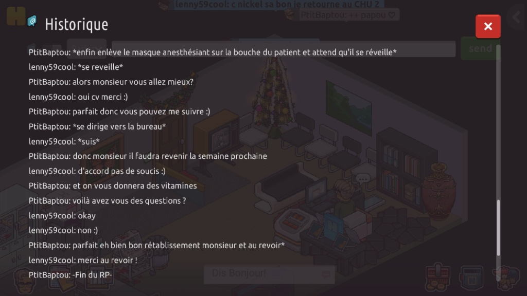 [CHU] Rapports de RP de PtitBaptou  Screen88