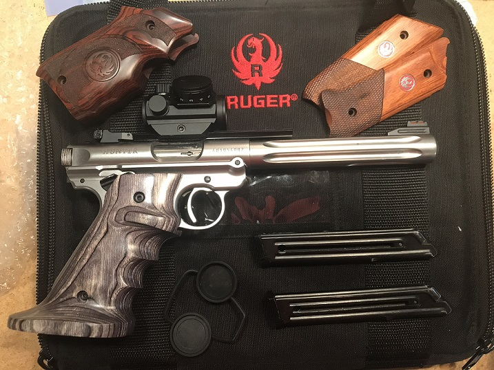 WTS: Ruger Mark IV Hunter and Accessories Img_1210