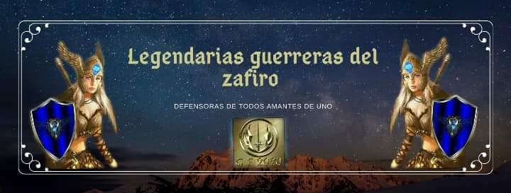 LEGENDARIAS GUERRERAS DEL ZAFIRO SEGUNDO ATAQUE DE ESPADAS Y ESCUDOS ***CANCIÓN PARA TERRY*** Fb_img20