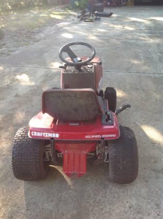 All wheel steering Craftsman Ac171110