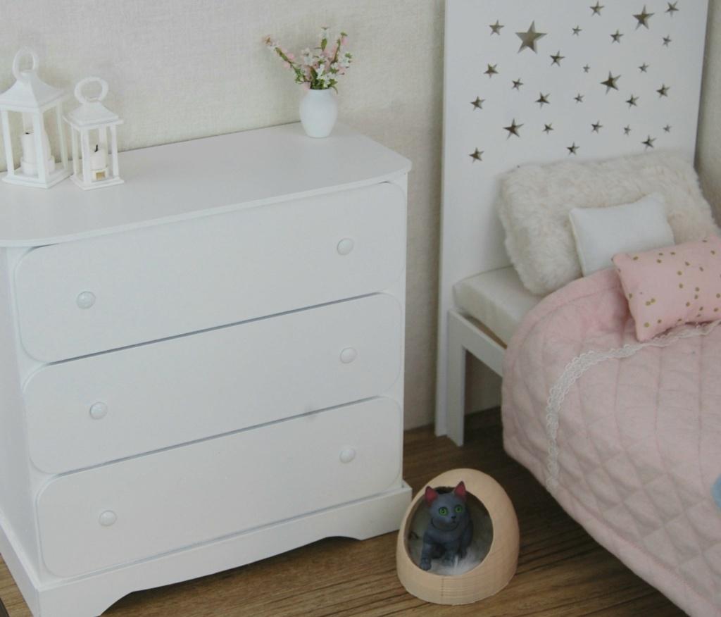 Dioramas, meubles, miniatures pour dolls 1/8, 1/6 et 1/4 20190511