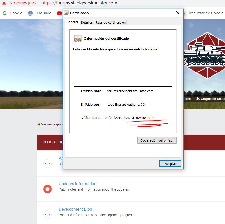 El certificado SSL de mi foro no se ha renovado Ssl_210