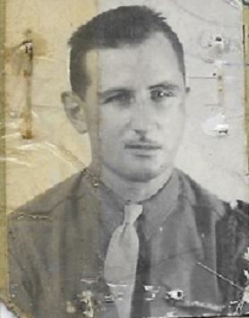 Souvenirs de blessure d'Eugène Baranoff 1945-111