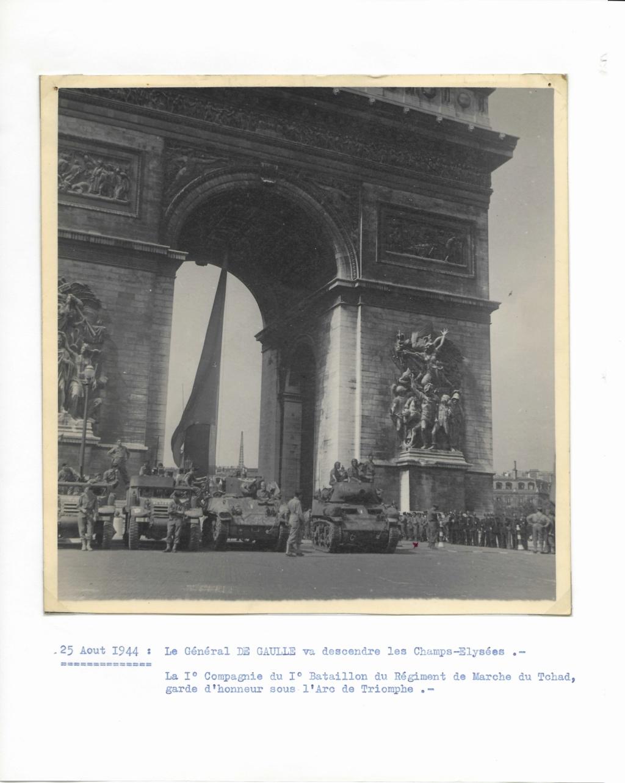 25 août 44 - Descente des Champs Elysées Numzor12