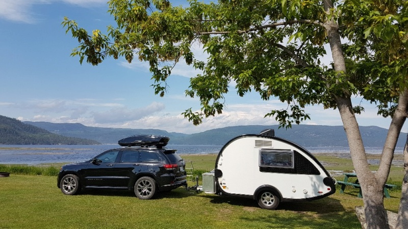 Camping Anse St-Jean  20190615