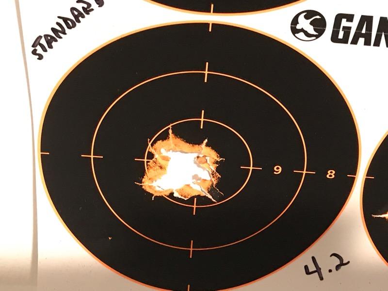 How to get into Bullseye 45  B2228110